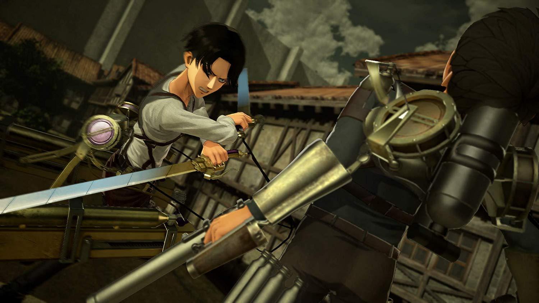 Attack on Titan 2 Final Battle - Nintendo Switch - Seven ...