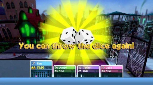 Monopoly nintendo