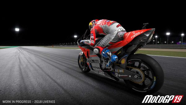 MotoGP 19 nintendo switch