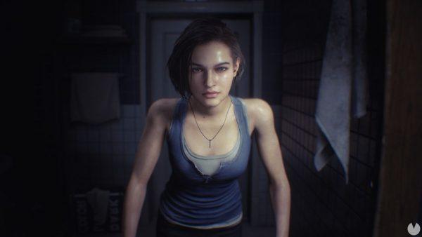Resident Evil 3 Remake mayor