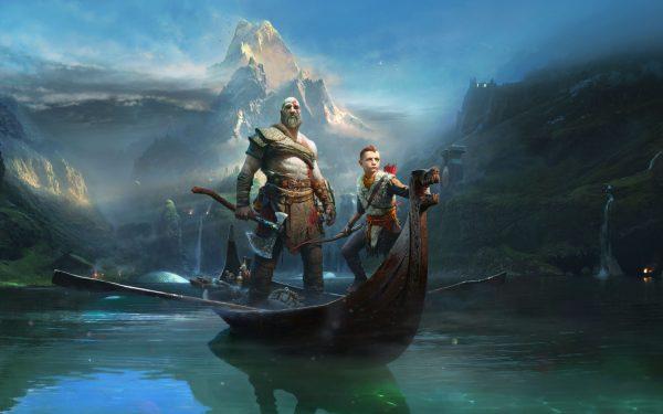 god of war kratos hijo